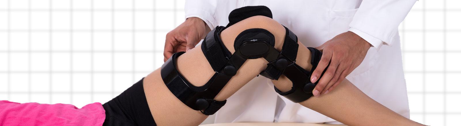 Knee Brace rehab