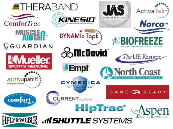 MedStar NW Partner Logo montage